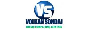 Volkan Sondaj Elektrik Dalgıç Pompa