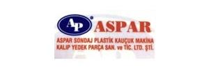 Aspar Sondaj Plastik Kaucuk Makina Kalıp Yedek Parça San. ve Tic. Ltd. Şti.